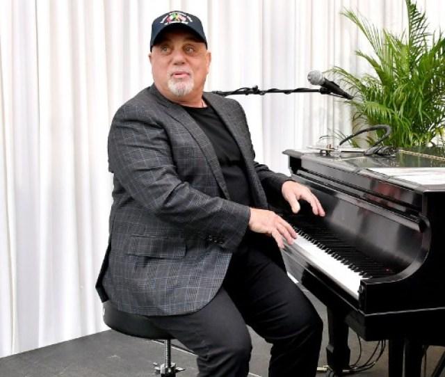 Madison Square Garden Billy Joel
