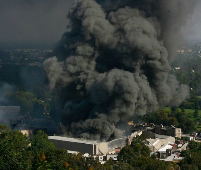 2008 Fire At Universal Studios Destroyed Recordings By Nine Inch Nails R E M Etc