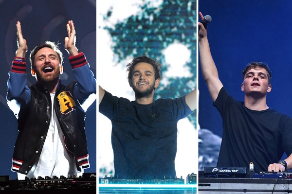 David Guetta, Zedd and Martin Garrix to Play EDC Las Vegas 2020