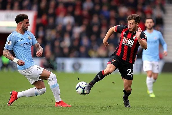 Fraser, so often central to Bournemouth's creativity in the final third, was shackled once more