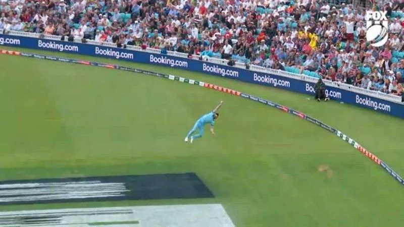 Top 5 Catches Of ICC World Cup 2019