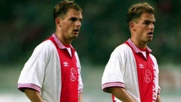 They played together at Barca