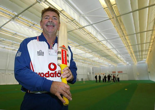 National Academy Director, Rod Marsh