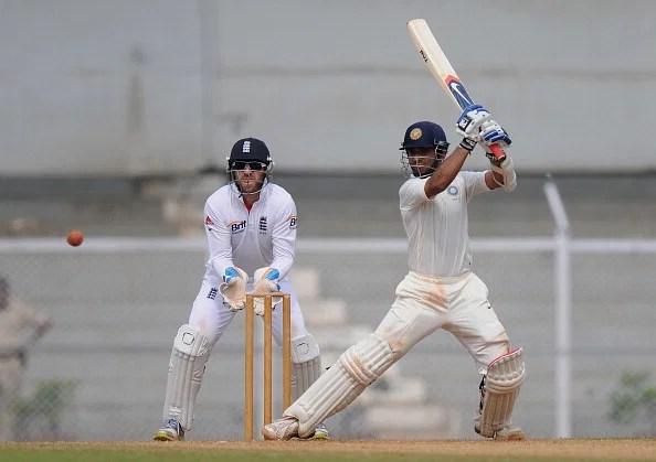 England v India 'A' - Day Three