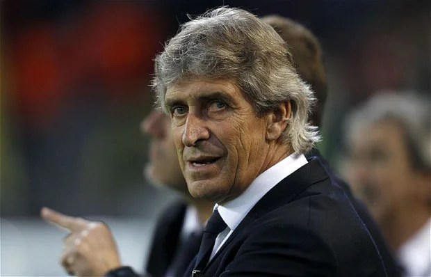 Manuel Pellegrini has made four big money signings already as he looks to wrestle the title back from cross town rivals Manchester United. (Getty Images)