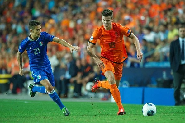 UEFA EURO U21 - Italy U21 v Holland U21