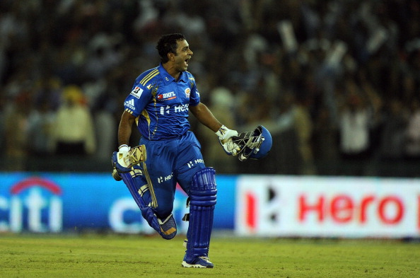 Ambati Rayudu was exceptionally impressive from the very beginning