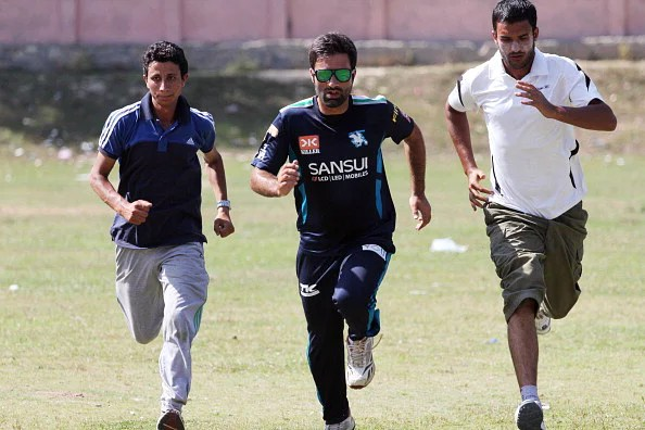 Pervaiz Rasool Become First Kashmiri Cricketer To Get Indian Cap