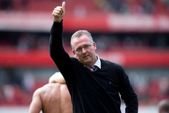 Delph has had a renaissance of sorts under manager Paul Lambert