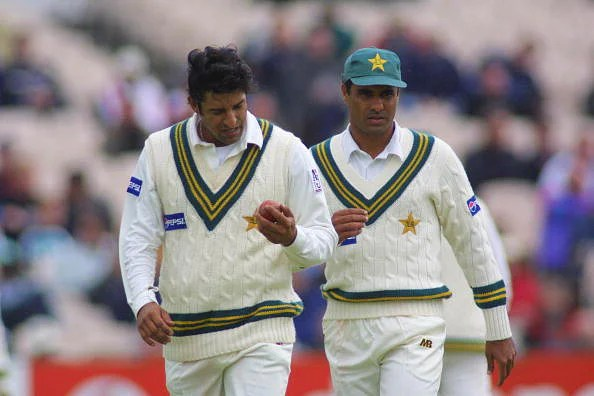 Wasim and Waqar: The two Ws of Pakistan