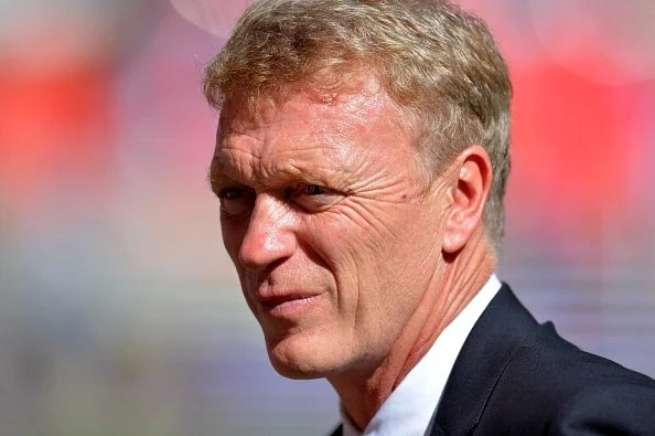Moyes' plans do not seem to be falling into place