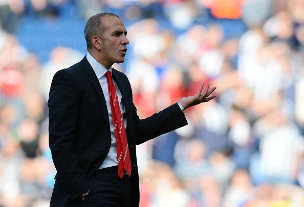 Paolo di Canio: didn't last long at Sunderland