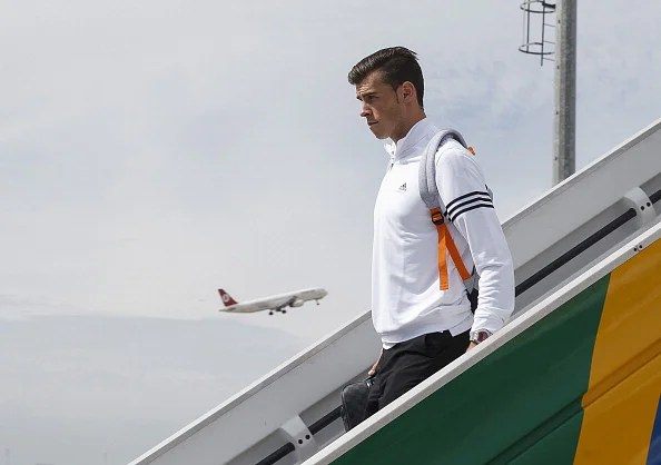 Real Madrid CF Team Arrive In Istanbul