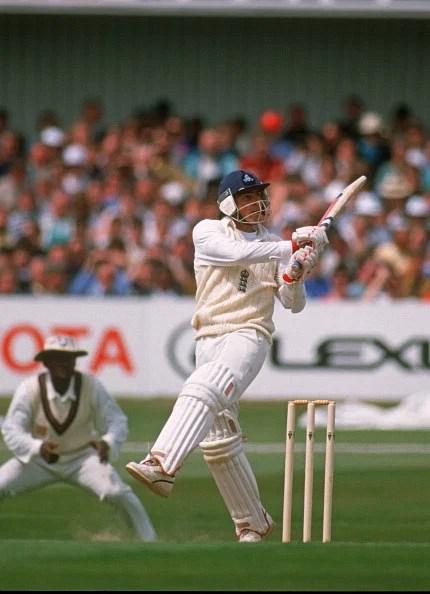 England v West Indies , 1st  Test , Headingley, June 91