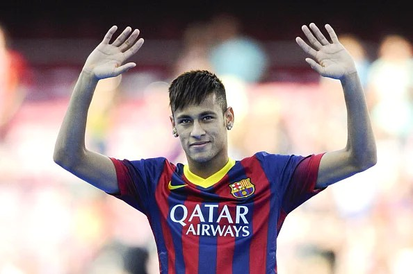 Neymar: The most exciting youngster in the world