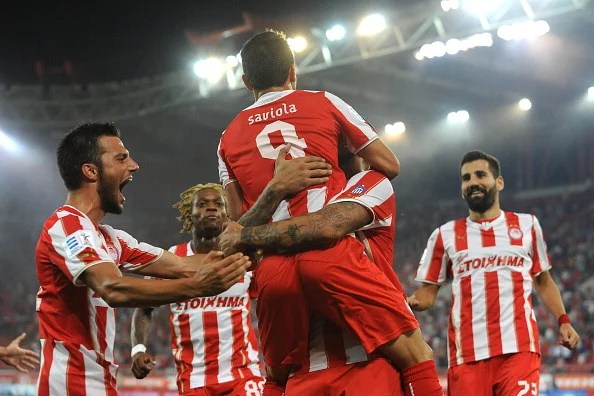 Olympiacos FC v Atromitos FC - Greek Super League