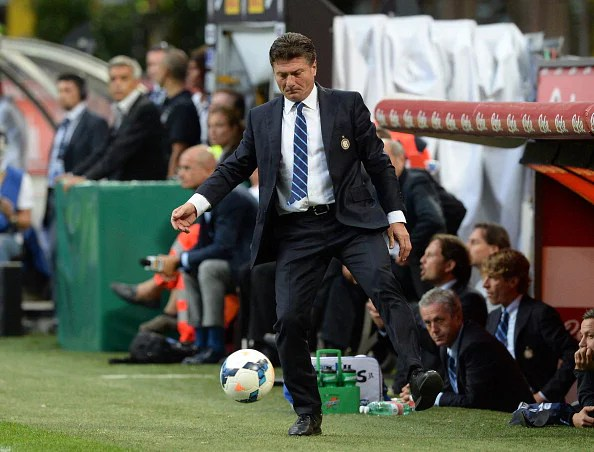 FC Internazionale Milano v Genoa CFC - Serie A