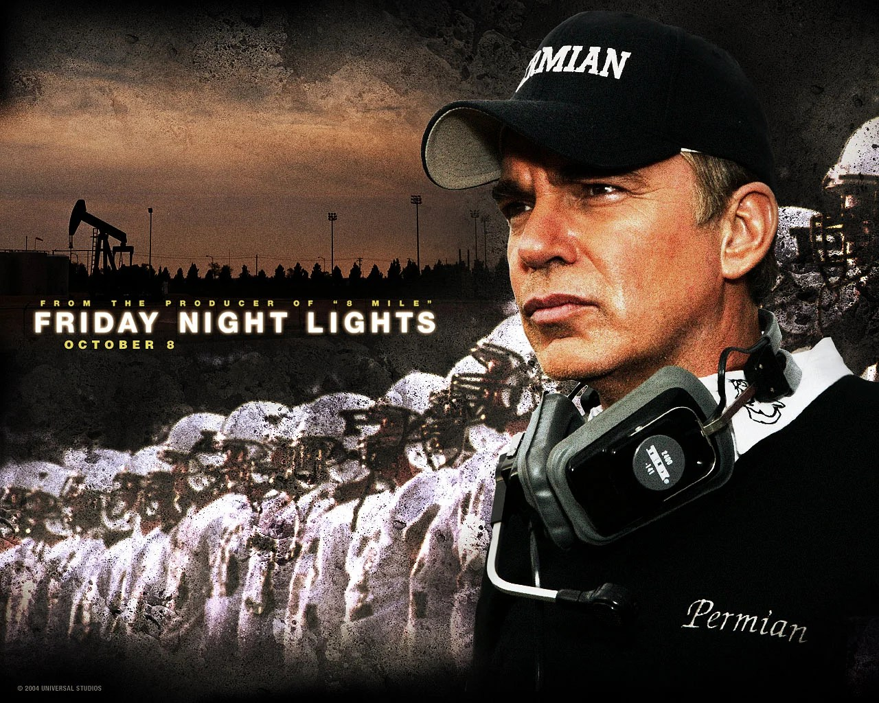 Billy Bob Thornton Friday Night Lights