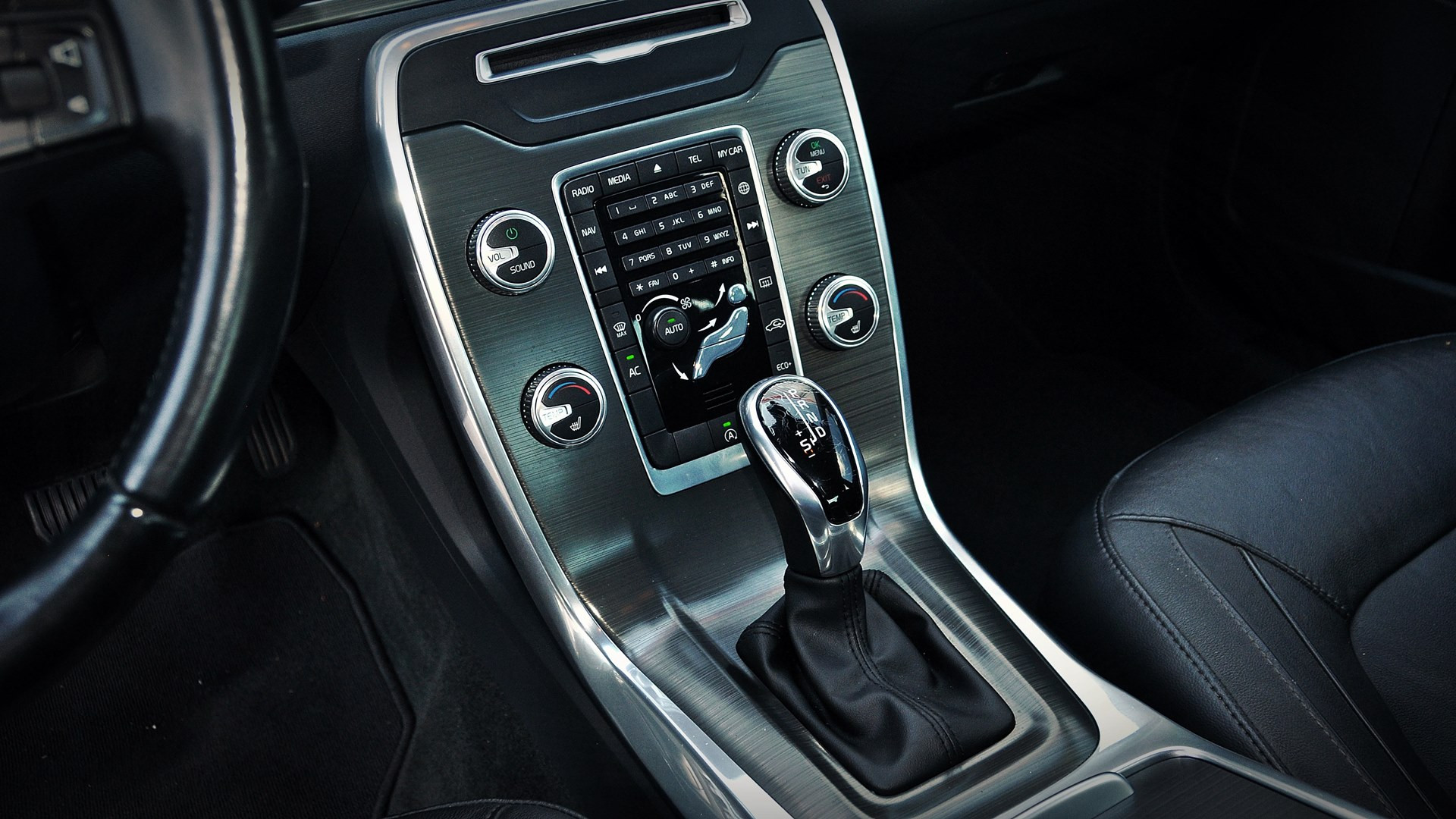 Geartronic w Volvo S80