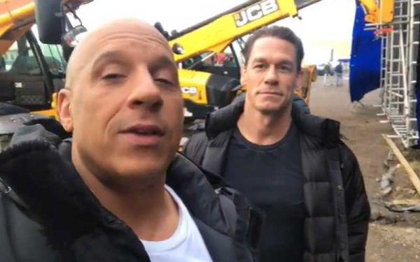 Fast And Furious 9: Vin Diesel Hails Co-Star WWE Legend John Cena,