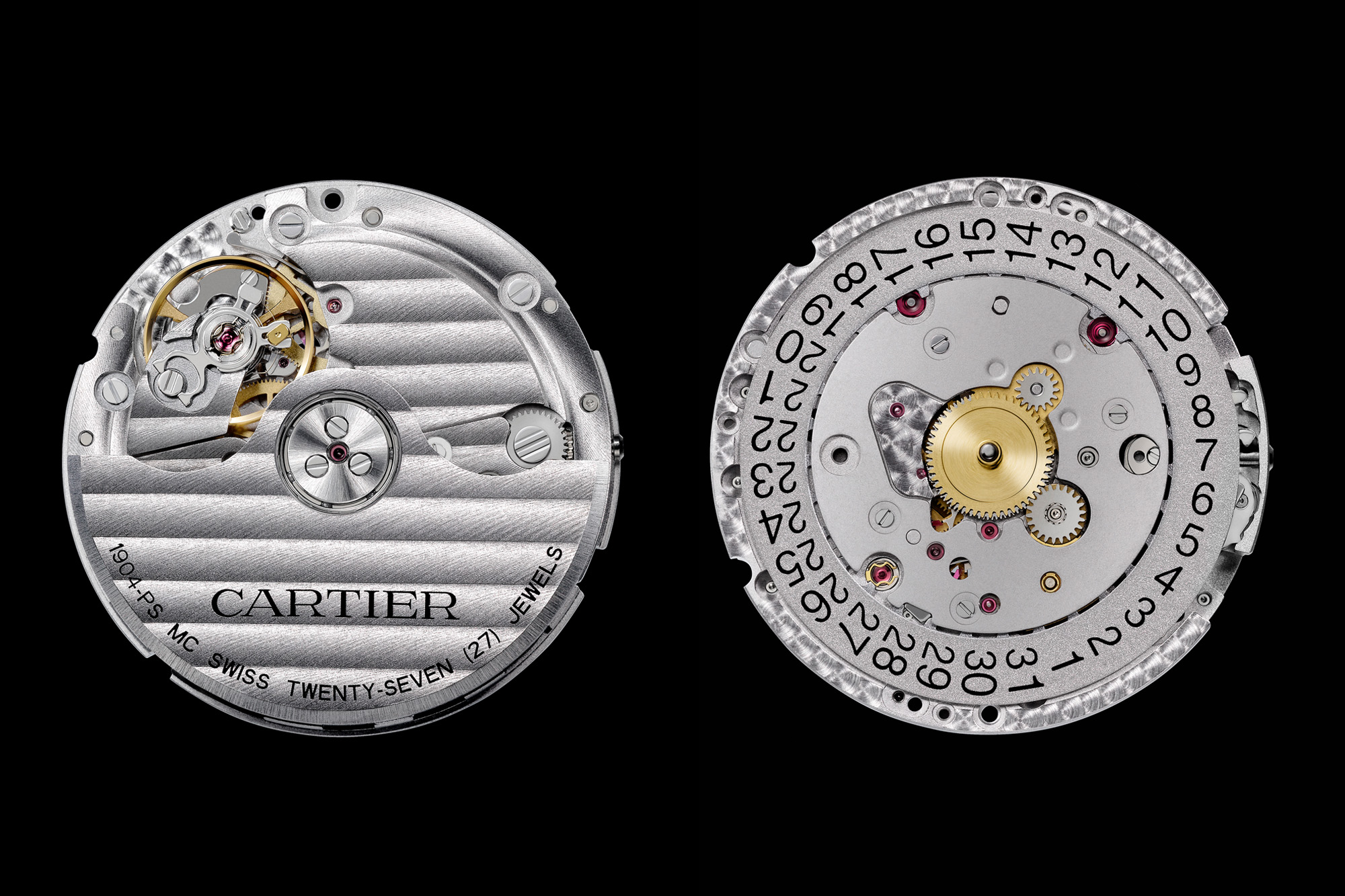 Calibre 1904 MC Movement