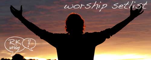 Worship Set List