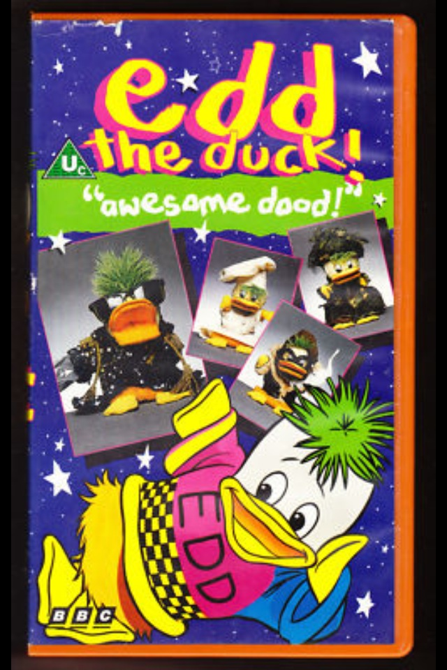 Edd The Duck Amiga Game The World Of Kitsch