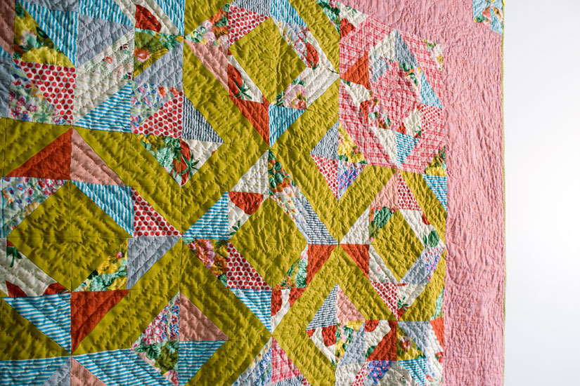 Carrie Strine Lattice Quilt