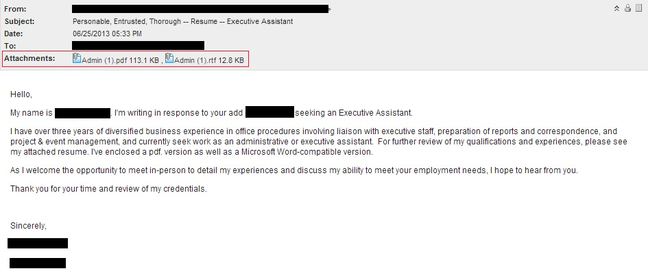 how to write a resume via email cover letter examples new graduate