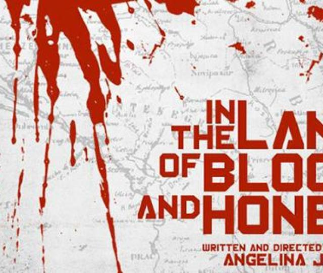 Filmdistrict Has Released The First Poster For Angelina Jolies Directorial Debut In The Land Of Blood And Honey Which Arrives In Theaters On December