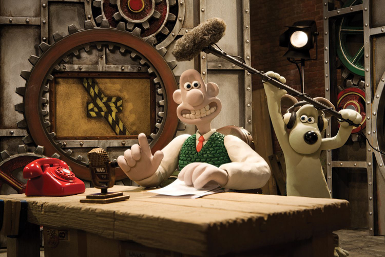 Blu Ray Review WALLACE Amp GROMITS WORLD OF INVENTION Is