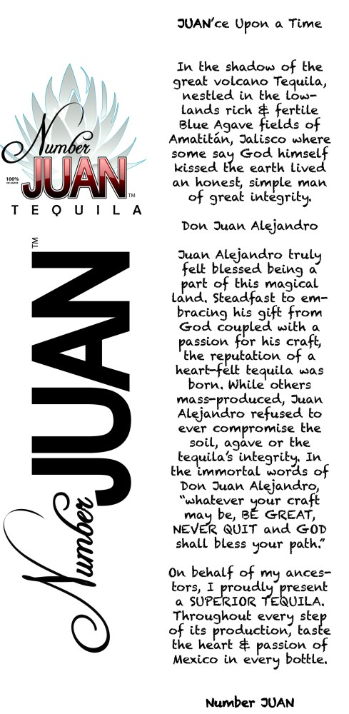 Number Juan Reposado Review by Steve Coomes (1/3)