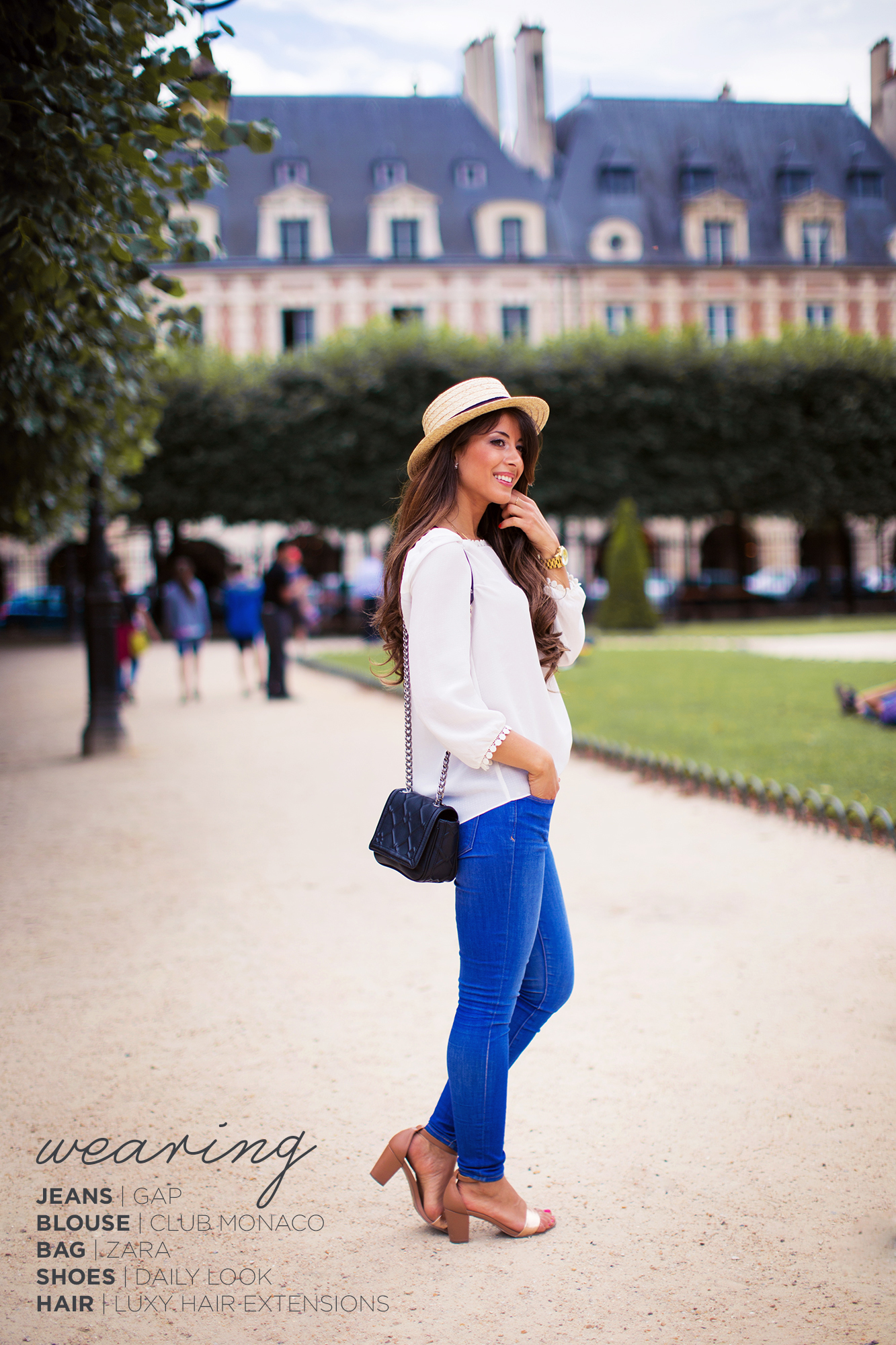 Parisian Style Part 2 Mimi Ikonn