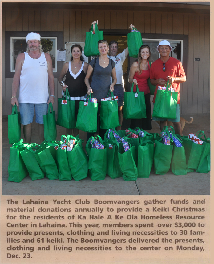 In The News Lahaina Yacht Club