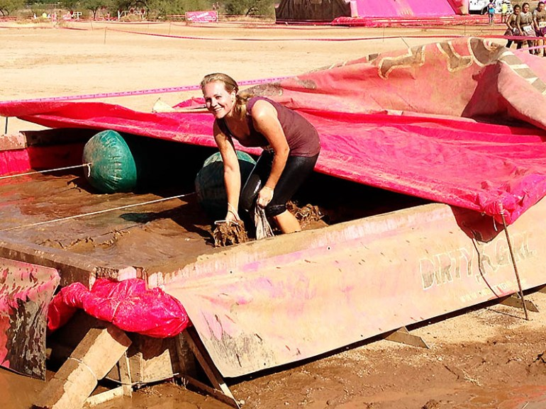 All for the Memories - Dirty Girl Mud Run