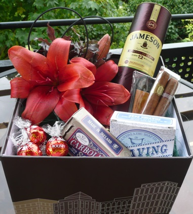 Manhattan Hamper- €75