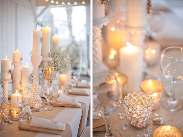 Southern Weddings {Burlap} Wedding Decor