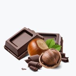 Real Whey Chocolate & Hazelnuts flavour