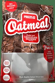 Brownie flavour