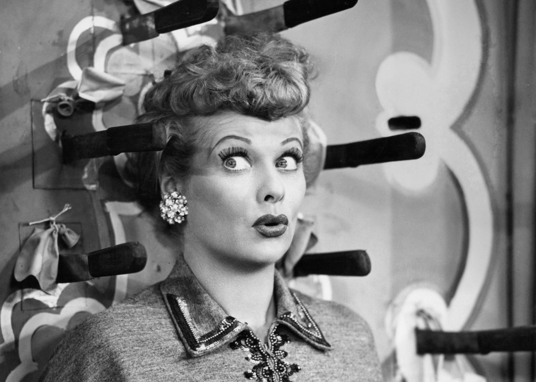100 Best Episodes Of I Love Lucy Stacker
