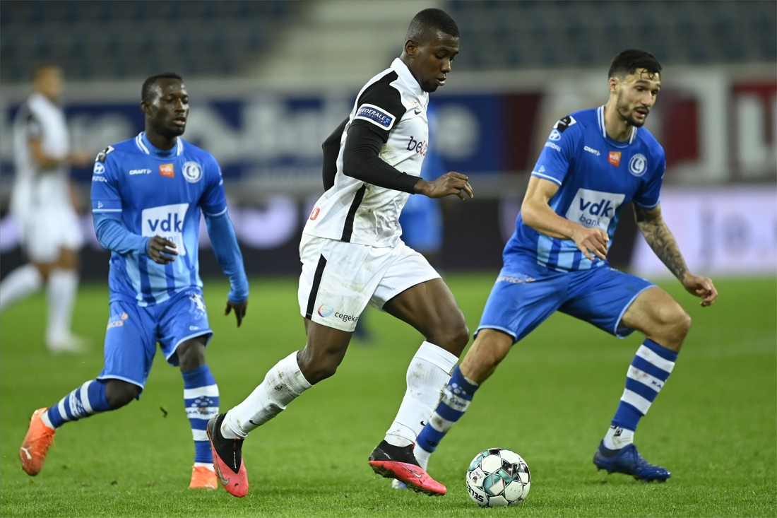 With regards from Thorup: KRC Genk provides AA Gent with ice-cold ... -  World Today News