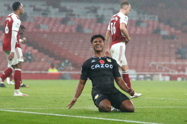 Arsenal 0-3 Aston Villa: Ollie Watkins double sees Gunners slip to fourth  Premier League defeat | Evening Standard