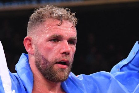 Billy Joe Saunders: Title Fight Against Martin Murray 'like Boxing In A  Cemetery' | Evening Standard