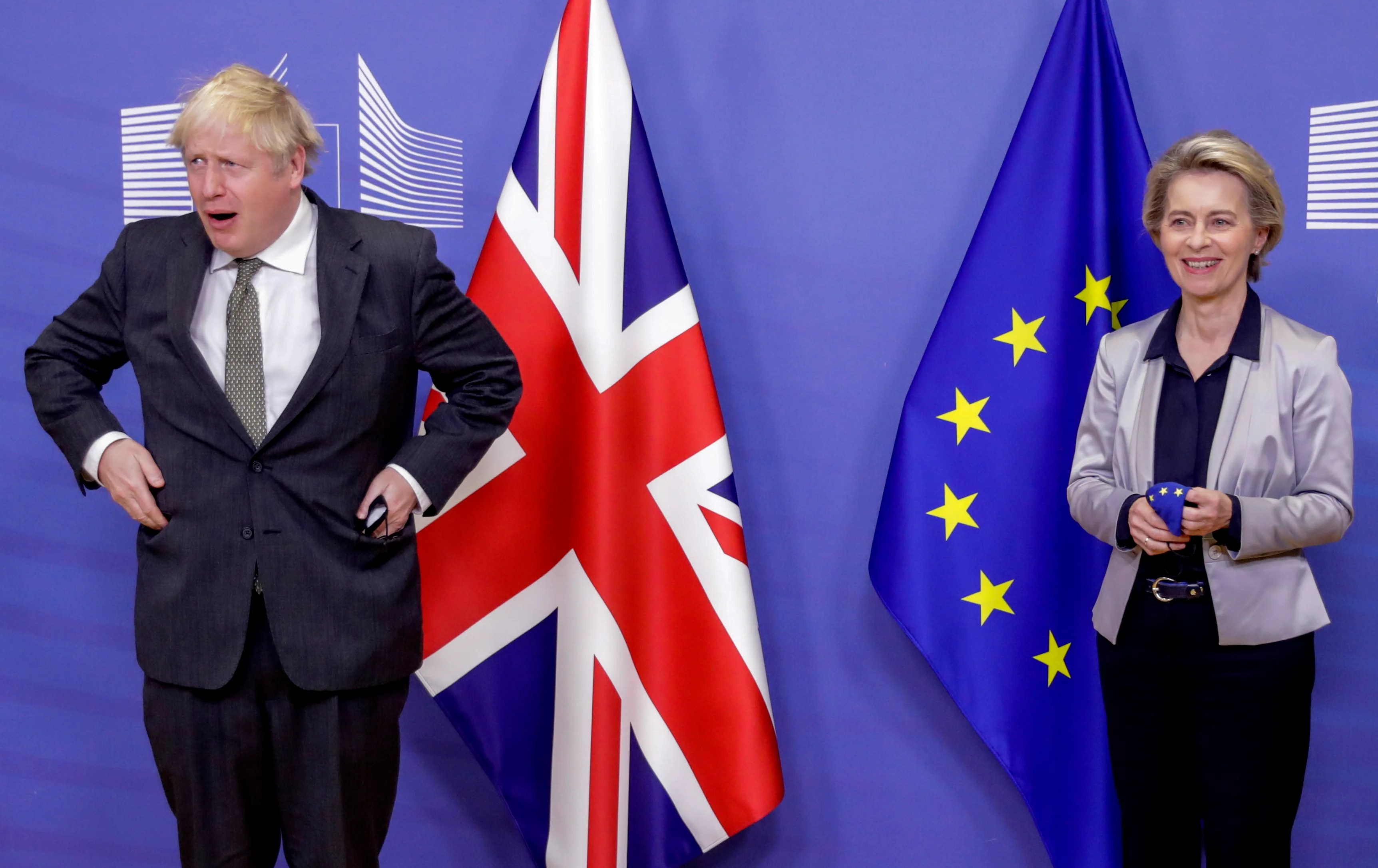 Trade deal between UK and European Union 'imminent' , says diplomat