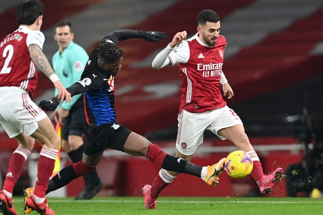 Arsenal 0-0 Crystal Palace: LIVE! Premier League result, news and latest  reaction from Mikel Arteta   Evening Standard