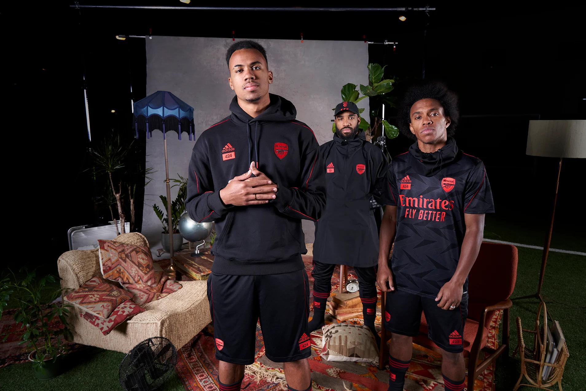 https www standard co uk sport football arsenal adidas new training kit launch 424 collection b923175 html