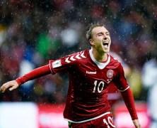 Video: Đan Mạch vs Armenia