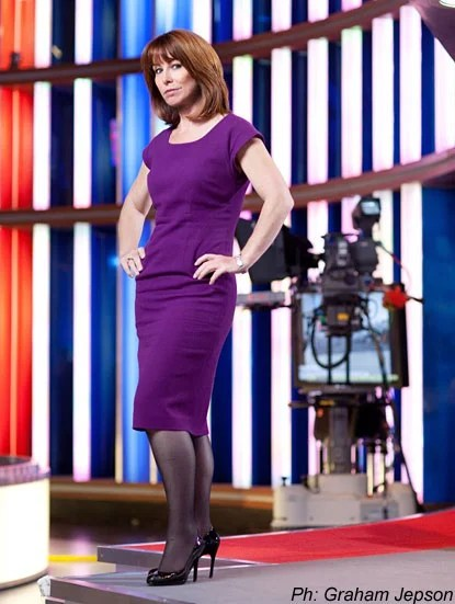 Kay Burley: Revenge? It's probably best served after seven