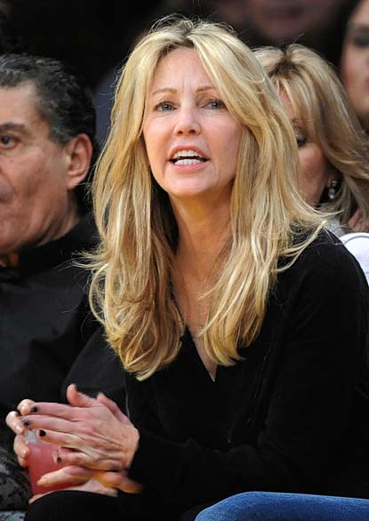 Dynasty Star Heather Locklear In Drink Drug Emergency