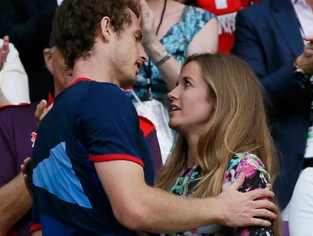Kim Sears Pregnant With Andy Murrays Baby London Evening Standard
